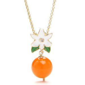 NEW Kate Spade Mini Citrus Crush Pendant Necklace